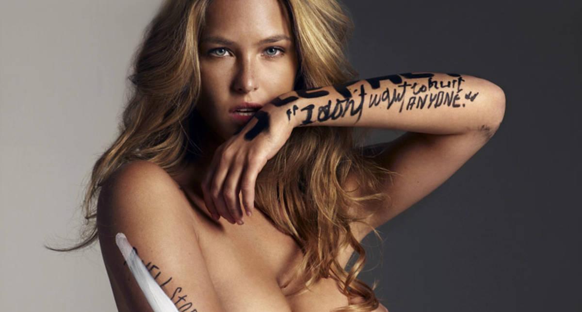 Красотка дня: самая сексуальная топ-модель Бар Рафаэли