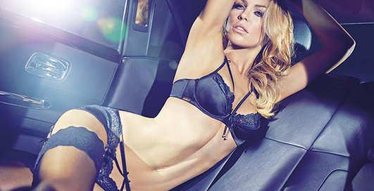 Красотка дня: ливерпульская модель Эбби Клэнси