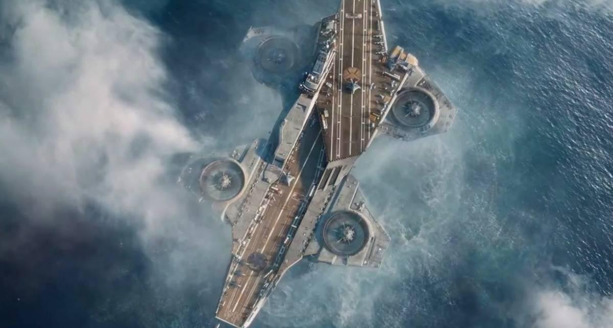 Воздушные авианосцы и Ко: 9 самых странных видов оружия