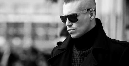 Стильная мужская одежда для зимы 2016