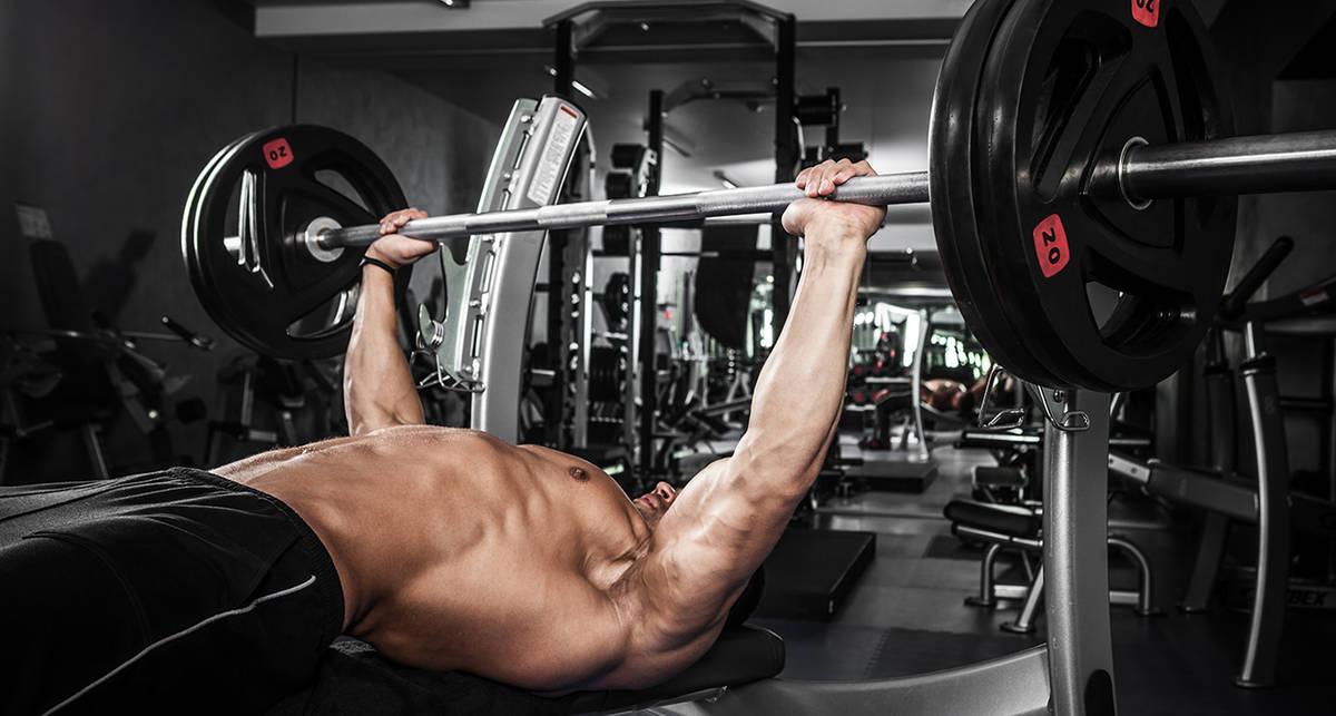 Как накачать грудь: программа тренировок