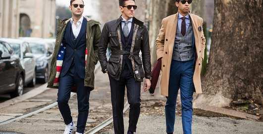 20 советов стильным мужчинам