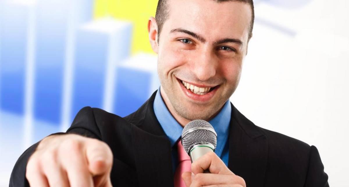 Говори убедительно: 5 уроков ораторского искусства