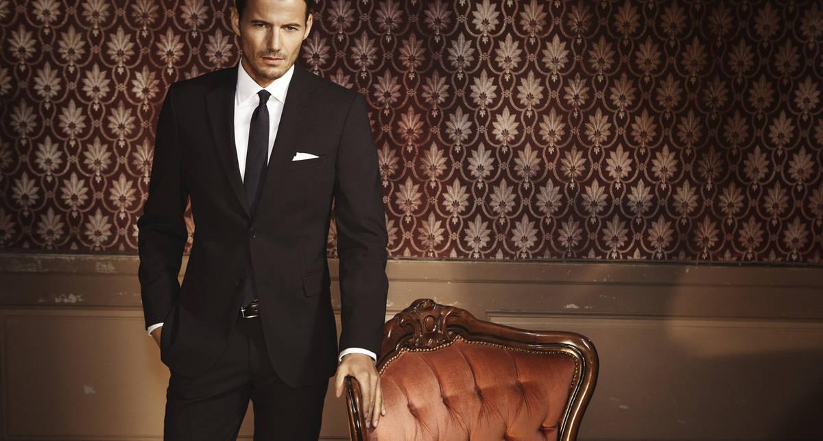 100 лет моды: как менялся мужской новогодний наряд
