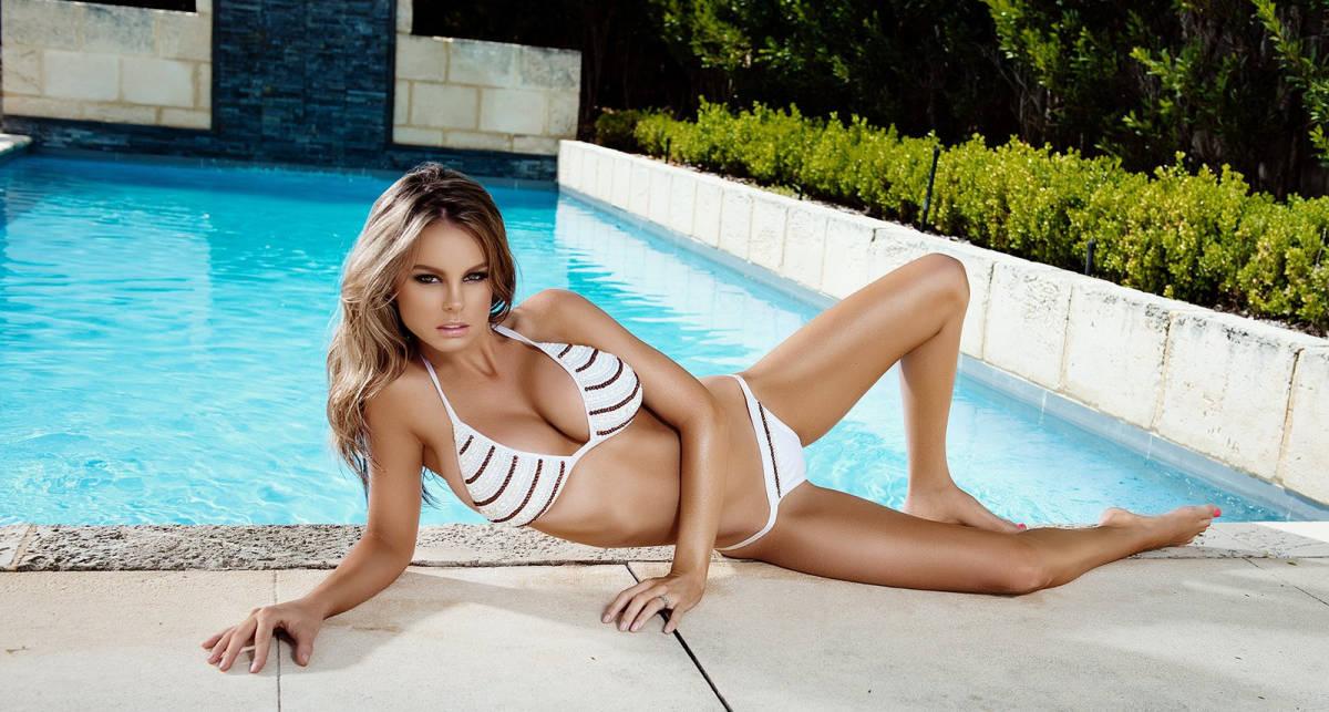 Красотка дня: австралийская модель Эрин Мари Пеш