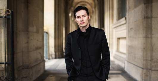 Павел Дуров: 17 правил жизни миллиардера