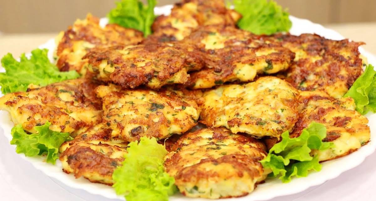 Быстро и вкусно: рецепт куриных котлет по-французски