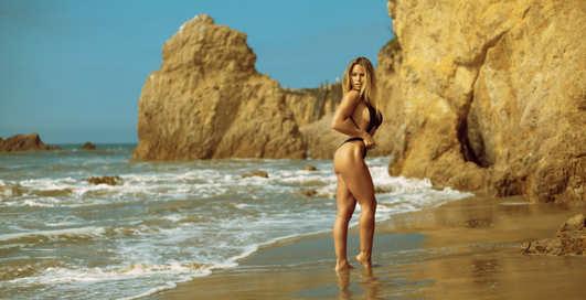 Красотка дня: фитнес-модель Тамра Д