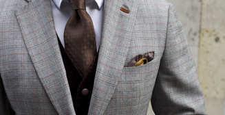Мужской стиль: зачем нужна петля на левом лацкане пиджака