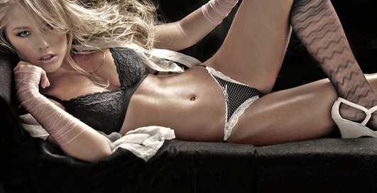 Красотка дня: сексуальная блондинка Эрика Ботеро