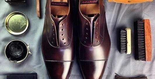 Как ухаживать за обувью: 9 полезных советов