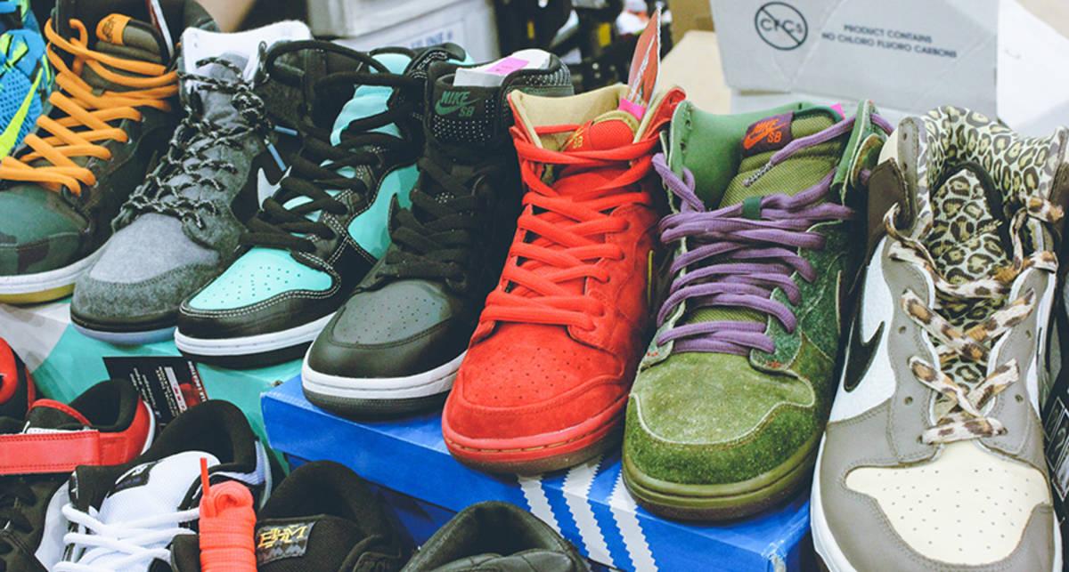 Как ухаживать за кроссовками: пять главных правил