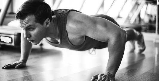 Как набрать массу и силу, тренируясь собственным весом