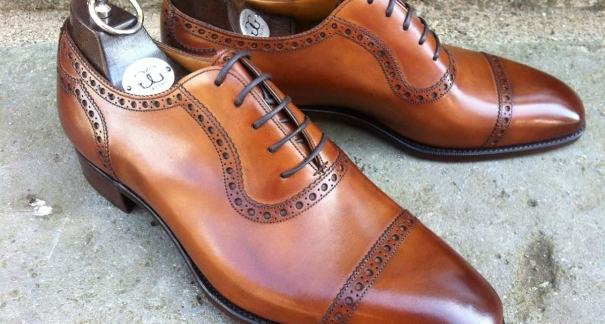 Выбираем обувь: 5 видов стильных мужских туфель