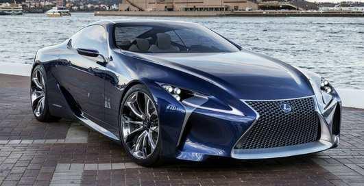 Lexus и Ко: самые надежные автомобили в США