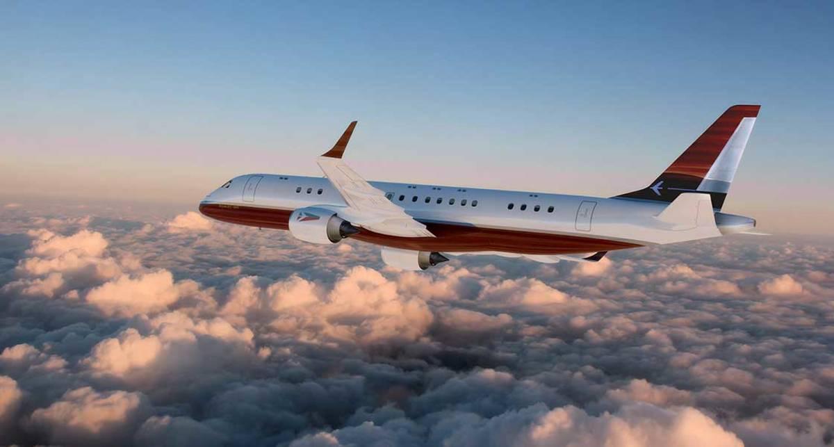 Skyacht One: самолет за $83 миллиона