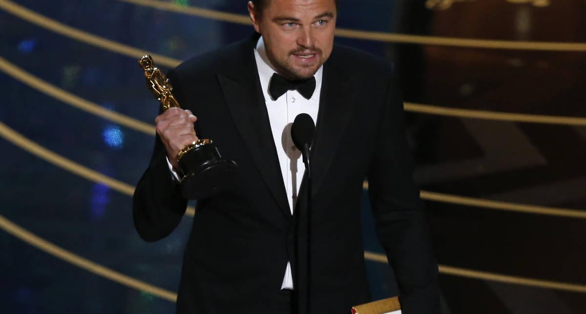 Леонардо Ди Каприо: 10 мыслей великого актера