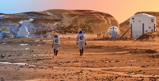 Жизнь на Марсе: пять космических технологий будущего