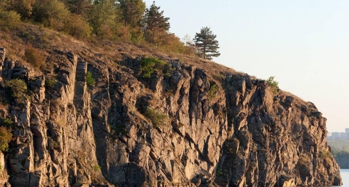 Украинские скалы: десять самых живописных