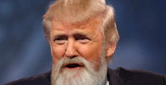 Если бы кандидаты в президенты США были бородачами