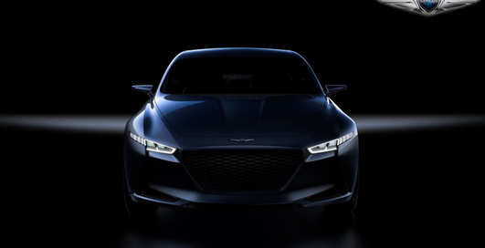 New York Concept: новый седан от бренда Genesis
