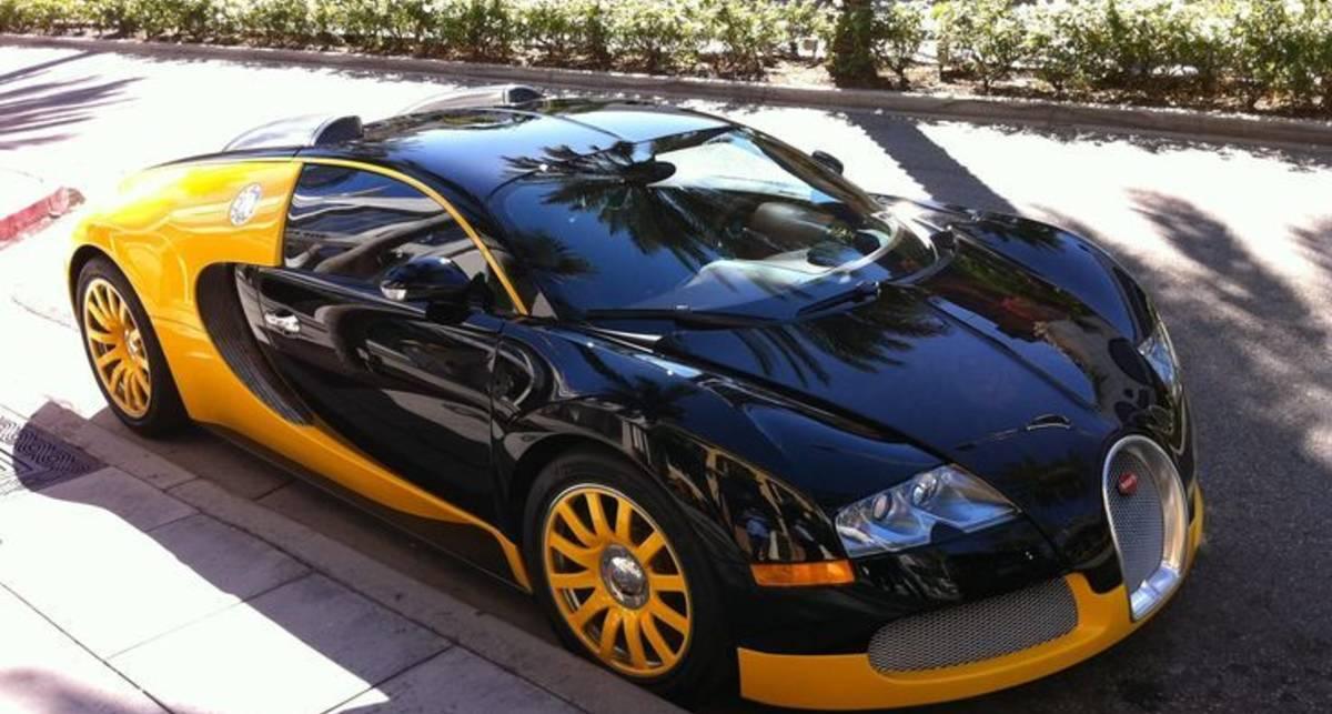 День таксиста: самые люксовые авто в мире