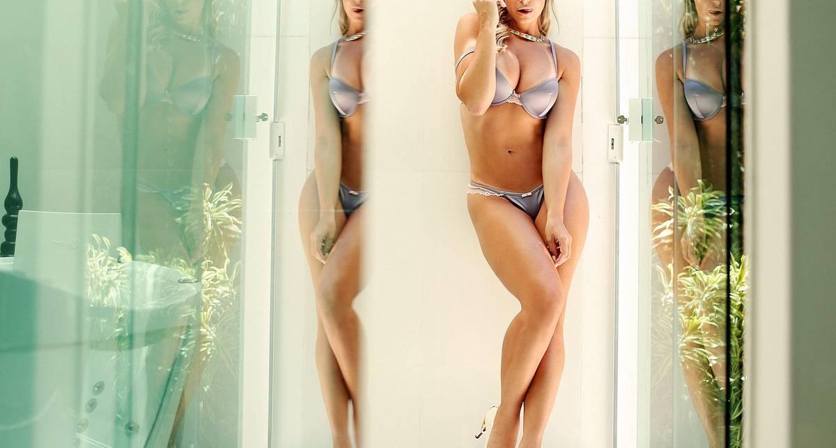 Красотка дня: модель Playboy Веридиана Фрейтас