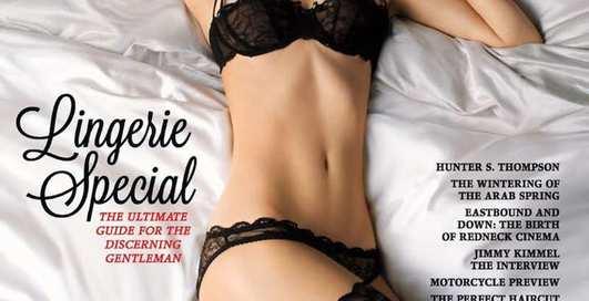 Playboy продают за $500 тысяч