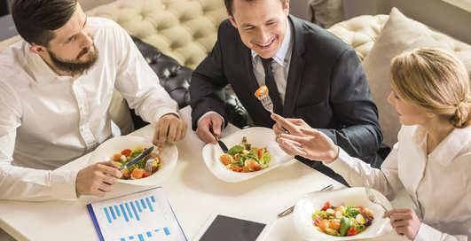 Время еды: семь причин ходить на обед