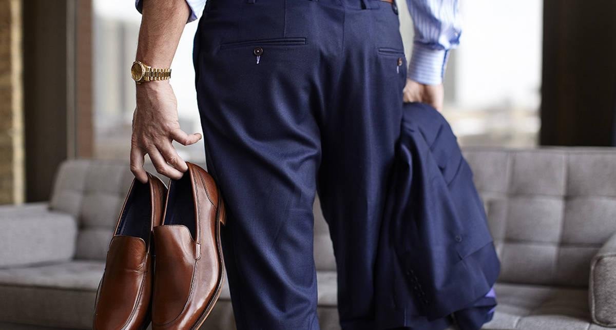 Одиннадцать главных составляющих мужского гардероба