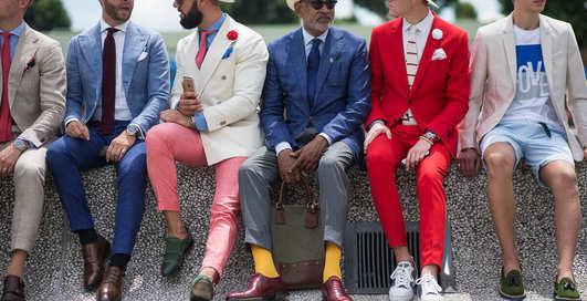 Весна 2016: пять главных трендов в мужской моде