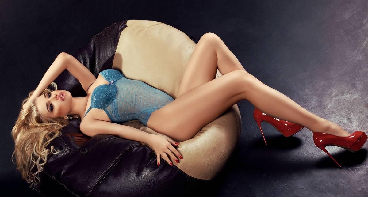 Украинская модель стала Playmate года