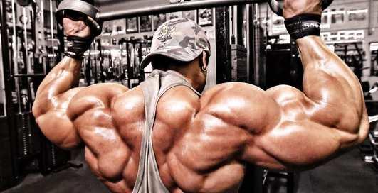 Как накачать широкую и могучую спину