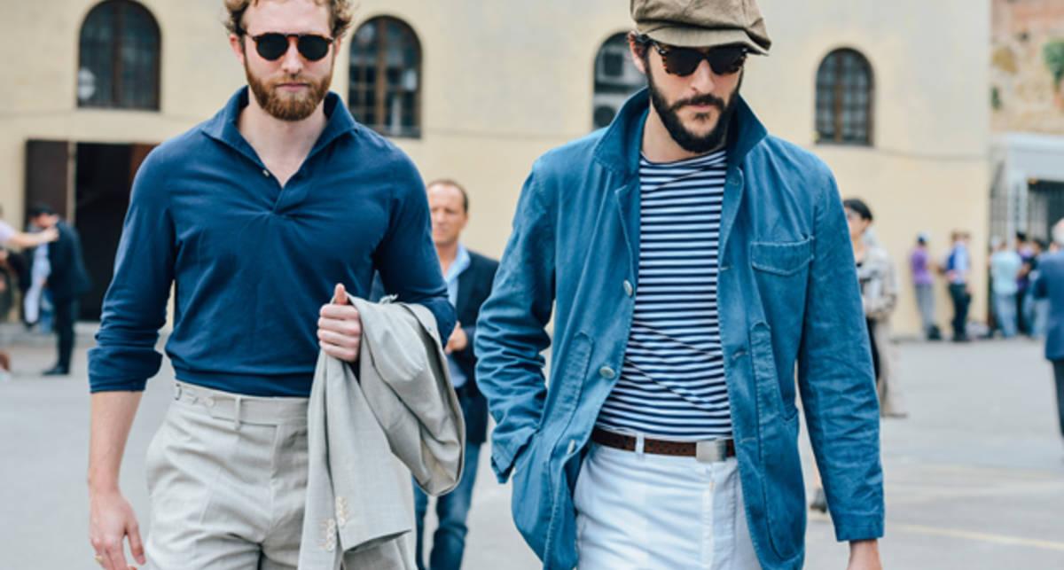 Как правильно заправлять рубашку: 2 незатейливых способа