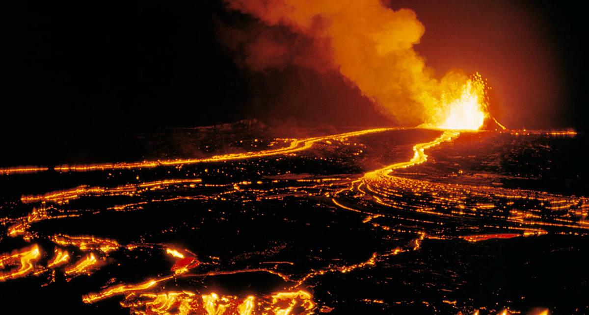 Жить в лаве: десять самых экстремальных уголков мира