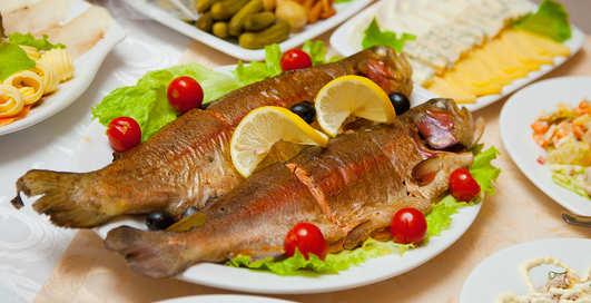 Рыба в меню: что есть, чтобы накачаться