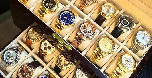 Наручные часы: сколько их должно быть у мужчины