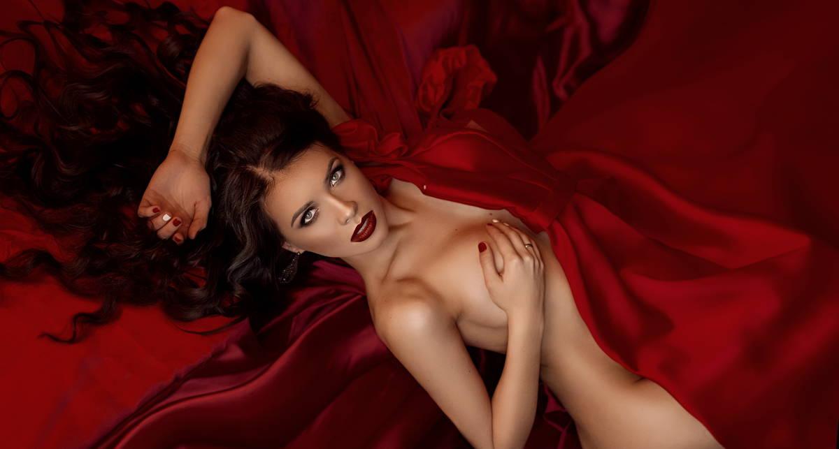 Красотка дня: белорусская модель Кристина Власова