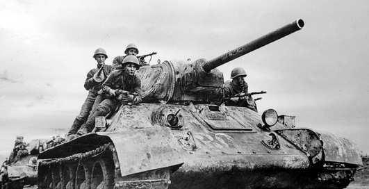 Стволы победы: пять видов оружия Великой Отечественной