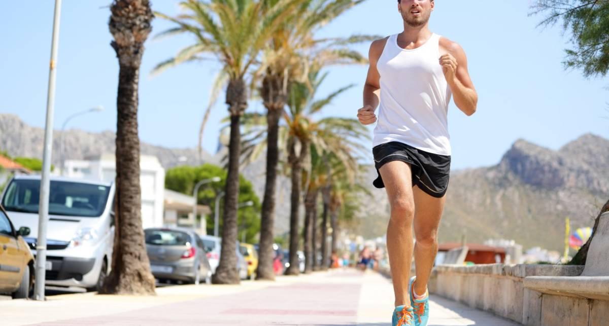 Бег в жару: три закона летней тренировки