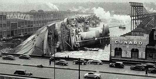 Морские покойники: пять самых масштабных кораблекрушений