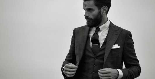 Брутальный мужик: пять самых откровенных признаков