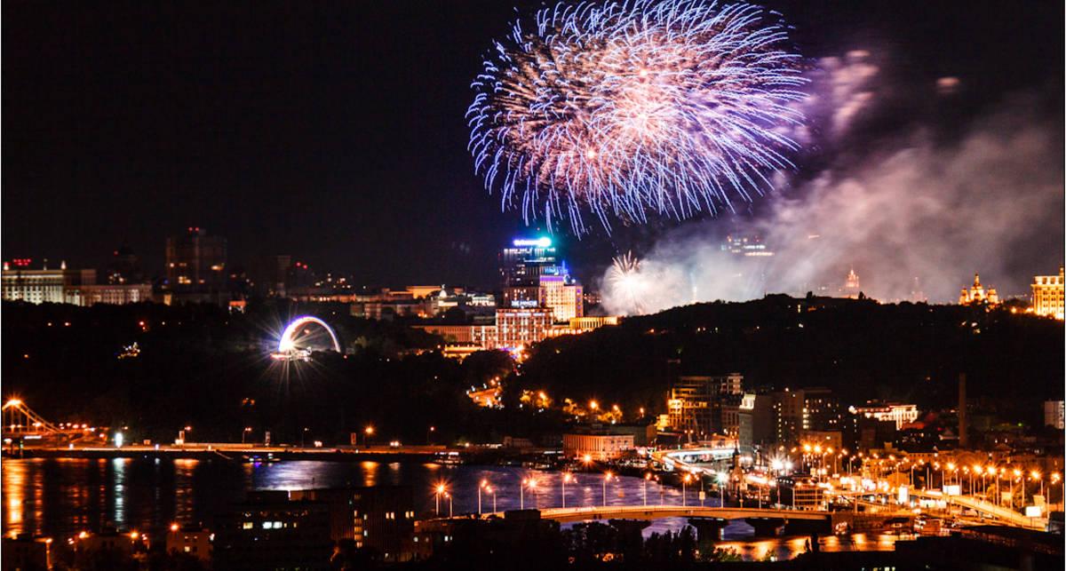 Как отметить День Киева, если ты — холостяк