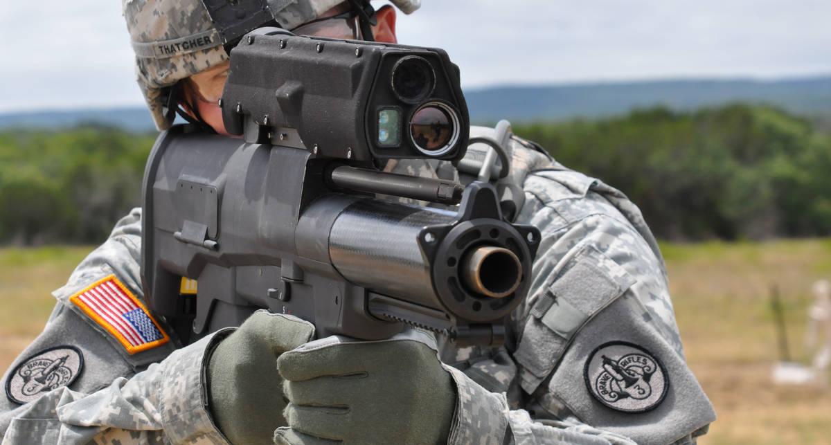 Винтовки и пистолеты: 10 крутых и современных