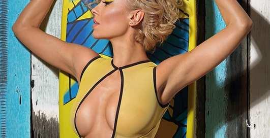Украинские красотки снялись в эротической фотосессии