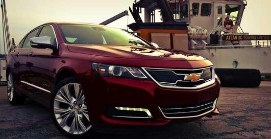 Десять лучших авто 2016 по мнению американцев