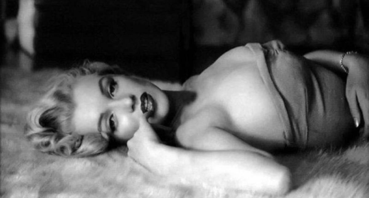 Мэрилин Монро: редкие кадры главного секс-символа планеты
