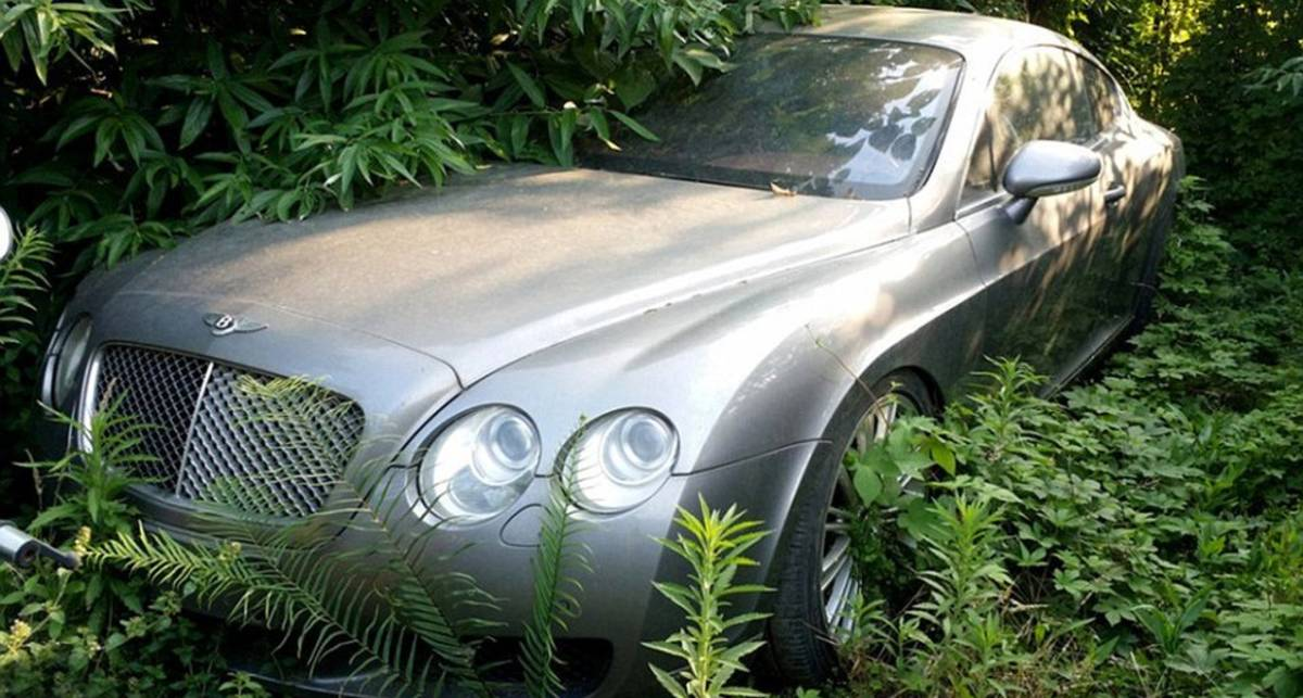 Где умирают Bentley, Land Rover, и Mercedes