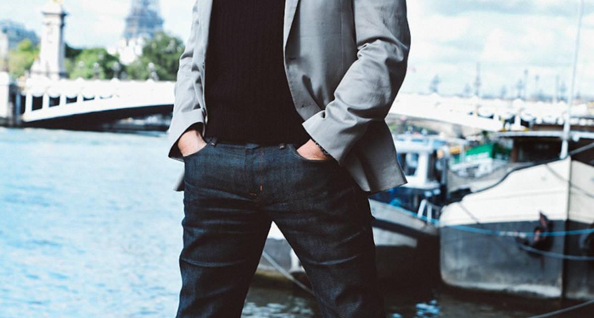 Шестидесятилетний стиляга отрастил бороду и стал моделью