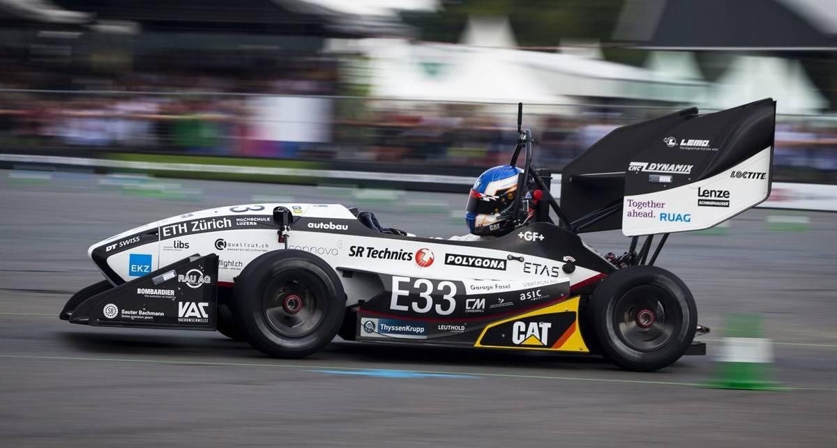 С нуля до 100 км/час за 1,5 секунды: новый мировой рекорд скорости